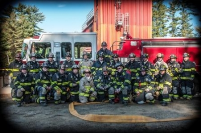 Pelham FD NH      Oct 13, 2012