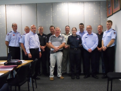 Australian Fire Service TIC Round Table Melbourne AU September 4, 2013.