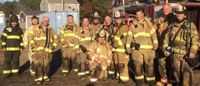 Yarmouth FD, MA Nov. 20, 2015