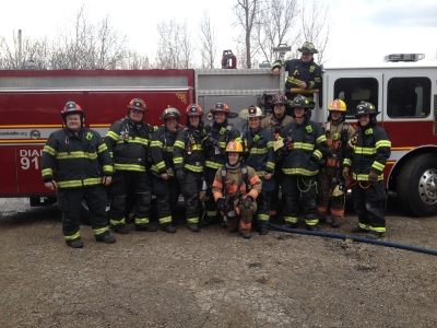 Plainfield FD MI Friday April 13 2018