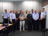 Australian Fire Service TIC Round Table Melbourne AU September 4, 2013.