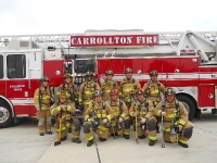 Carrollton & Addison FD's, TX November 9, 2017