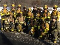City of Newburgh FD, NY Recruit Class December 20, 2013