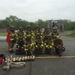 City of Newburgh FD NY Recruit Class May 13 2016