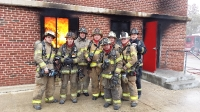 Claymont Fire Company DE November 16, 2013