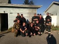 Coal City Fire PD, IL October 19, 2013