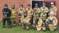 Connellsville Twp FD, PA Oct. 19, 2014