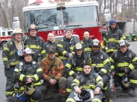 FD Montgomery Twp PA March 28, 2104