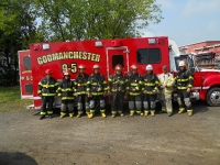 Godmanchester FD Canada July 19, 2015