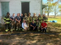 Kalamazoo MI Cty Fire Chiefs Sept. 27, 2013
