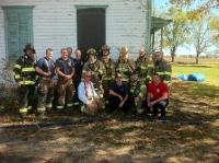 Kalamazoo MI Cty Fire Chiefs Sept. 27, 2013