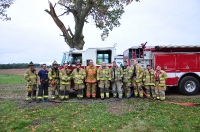 Kalamazoo MI Cty Fire Chiefs Sept. 29, 2013