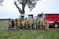 Kalamazoo MI Cty Fire Chiefs Sept. 29, 2013