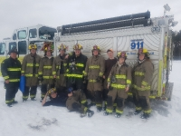 Kentville FD NS Canada January 20, 2018