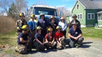 Kentville VFD NS Canada April 30 2016