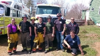 Kentville VFD NS Canada May 1 2016