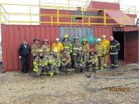 Peace River Regional Fire Chiefs 2013 Training Alberta CA April 12, 2013