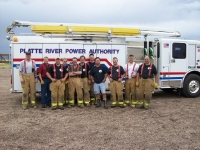 Platte River Power Authority, CO