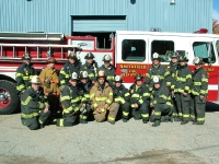 Smithfield FD RI October 15, 2012