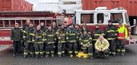 Southbridge FD & Worcester FD MA March 25 2018