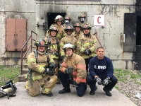 St. Paul  MN, FD Recruit Class April 27, 2017