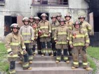 St Paul MN FD Recruit Class July 28, 2014
