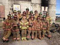 St Paul MN FD Recruit Class October 17, 2013