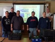 Summitt County Haz Mat Team, Akron OH, March 17, 2016