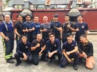 Taipei Fire Bureau Taiwan Nov 20, 2015