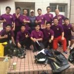 Taoyuan City Fire Taiwan Nov 18,2015