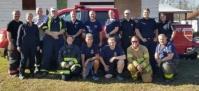 Yellowhead County Fire & Rescue Edson Alberta Canada October 18 2015